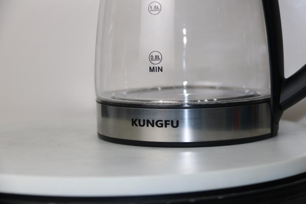 Mâm nhiệt - ấm siêu tốc Kungfu KF 1899